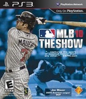MLB '10 The Show for PS3