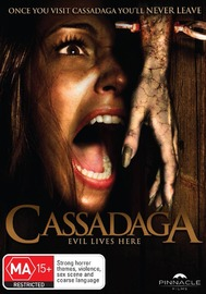 Casadega on DVD