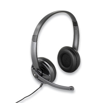 Logitech Premium USB Headset 350