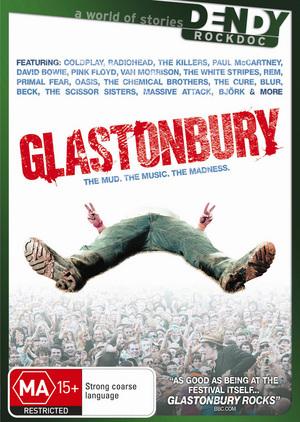 Glastonbury on DVD