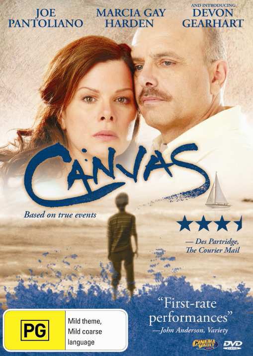 Canvas on DVD