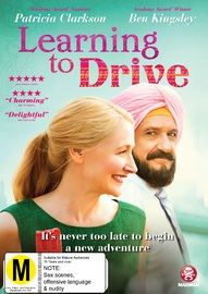 Learning To Drive on DVD