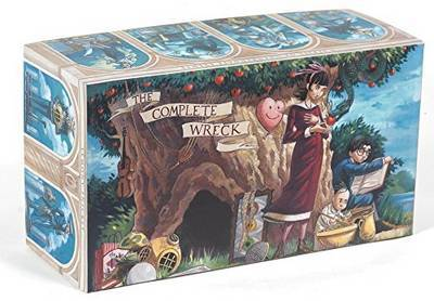 The Complete Wreck Boxed Set - A Series of Unfortunate Events Books 1-13 (Complete Series) by Lemony Snicket image
