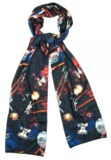 Star Wars - Sublimated Poly Knit Scarf