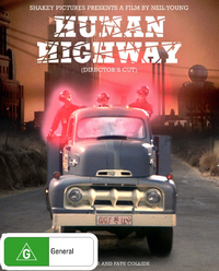 Human Highway (Director's Cut) on DVD