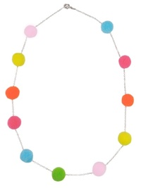 Great Pretenders - Pow! Pom Pom Necklace