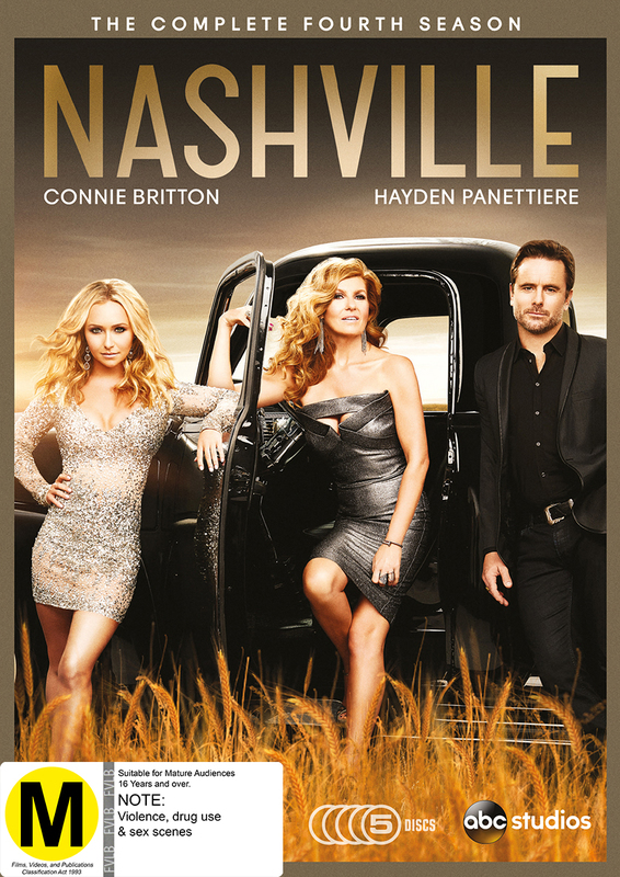 Nashville - The Complete Fourth Season on DVD