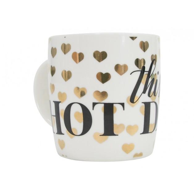 Annabel Trends Coffee Mug - Hot Date