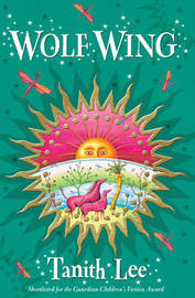Wolf Wing by Tanith Lee image