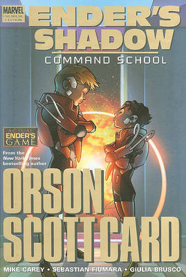 Ender's Shadow: Command School image