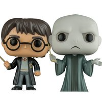 Harry Potter - Harry & Voldemort Pop! Vinyl 2-Pack