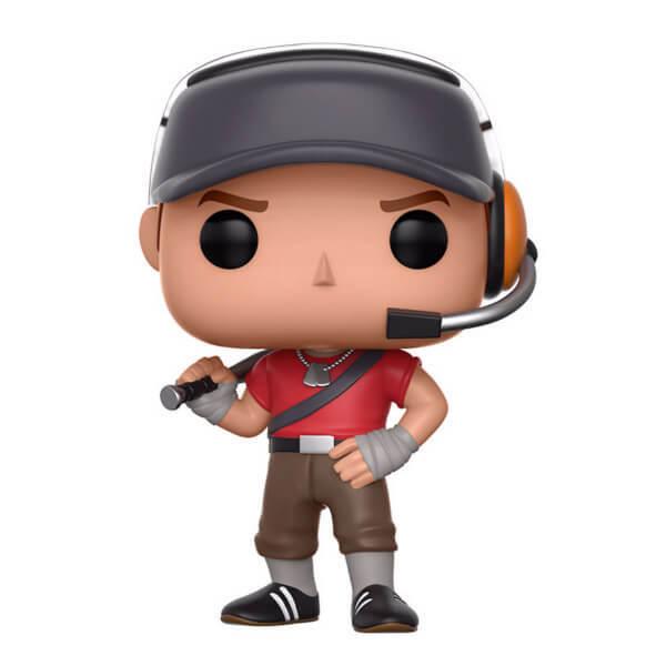 Team Fortress 2: Scout - Pop! Vinyl Figure image