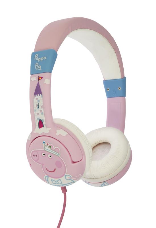 OTL: Peppa Pig Junior Headphones - Swan Princess