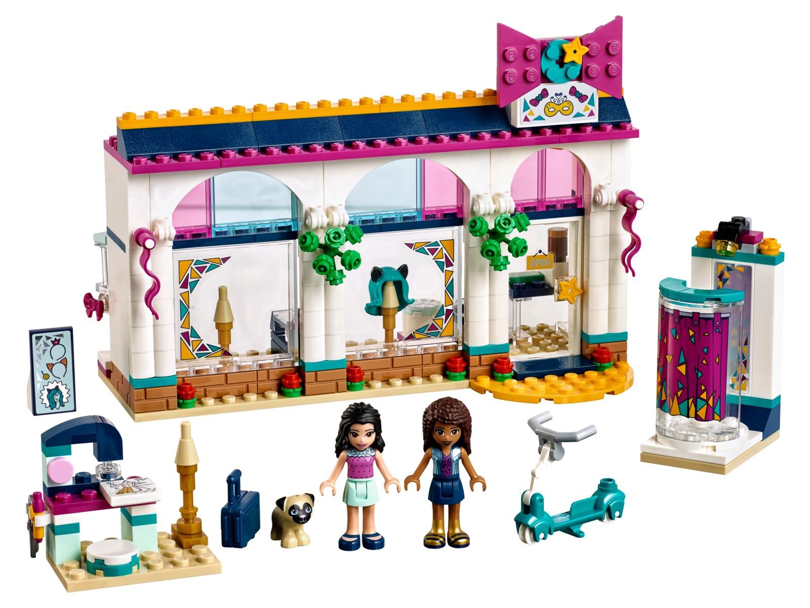LEGO Friends - Andrea's Accessories Store (41344) image