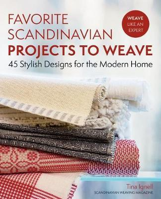 Favorite Scandinavian Projects to Weave by Tina Ignell