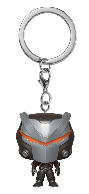 Fortnite - Omega Pocket Pop! Keychain