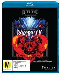 Razorback on Blu-ray