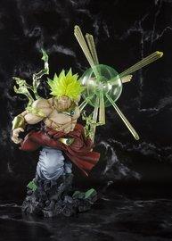 FiguartsZERO Dragon Ball Z: Super Saiyan Broly The Burning Battles - PVC Statue
