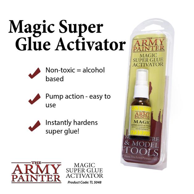 Army Painter Magic Super Glue Activator