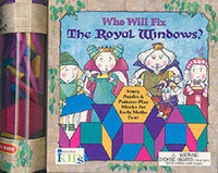 Who Will Fix the Royal Windows? by Joanne Mattern image