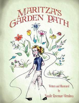 Maritza's Garden Path by Natalie Roseman-Mendoza image