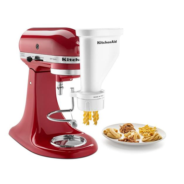 KitchenAid: Gourmet Pasta Press Attachment