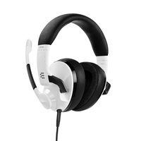 EPOS H3 Gaming Headset - Ghost White for Switch, PC, PS5, PS4, Xbox Series X, Xbox One