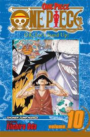 One Piece: v. 10 by Eiichiro Oda image