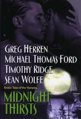 Midnight Thirsts by Greg Herren image