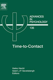 Time-to-Contact: Volume 135