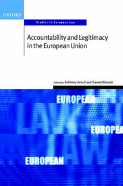 Accountability and Legitimacy in the European Union image