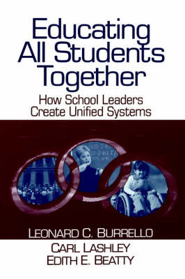 Educating All Students Together by Leonard C. Burrello image