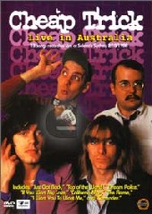 Cheap Trick - Live In Australia on DVD