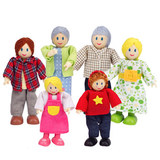 Hape: Happy Family - Caucasian