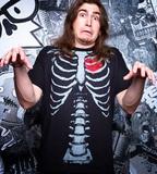 8 Bit X-Ray Men's T-Shirt (XXL)