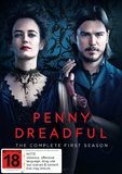 Penny Dreadful - Season 1 on DVD