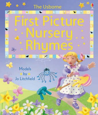 First Picture Nursery Rhymes by Felicity Brooks image
