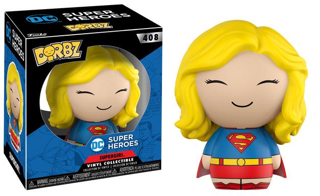 DC Comics - Supergirl Dorbz Vinyl Figure