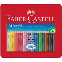 Faber-Castell: Grip Colour (Tin of 24) image