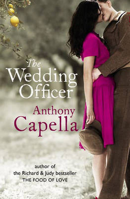 The Wedding Officer by Anthony Capella image