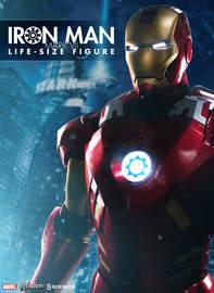 Marvel: Iron Man (Mark VII) - Life Size Statue