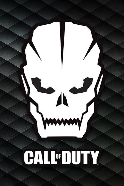 Call Of Duty Maxi Poster - Skull (934) image