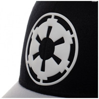Star Wars Crome and Black Ball Cap image