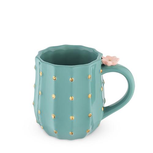 Pinky Up - Cactus Mug