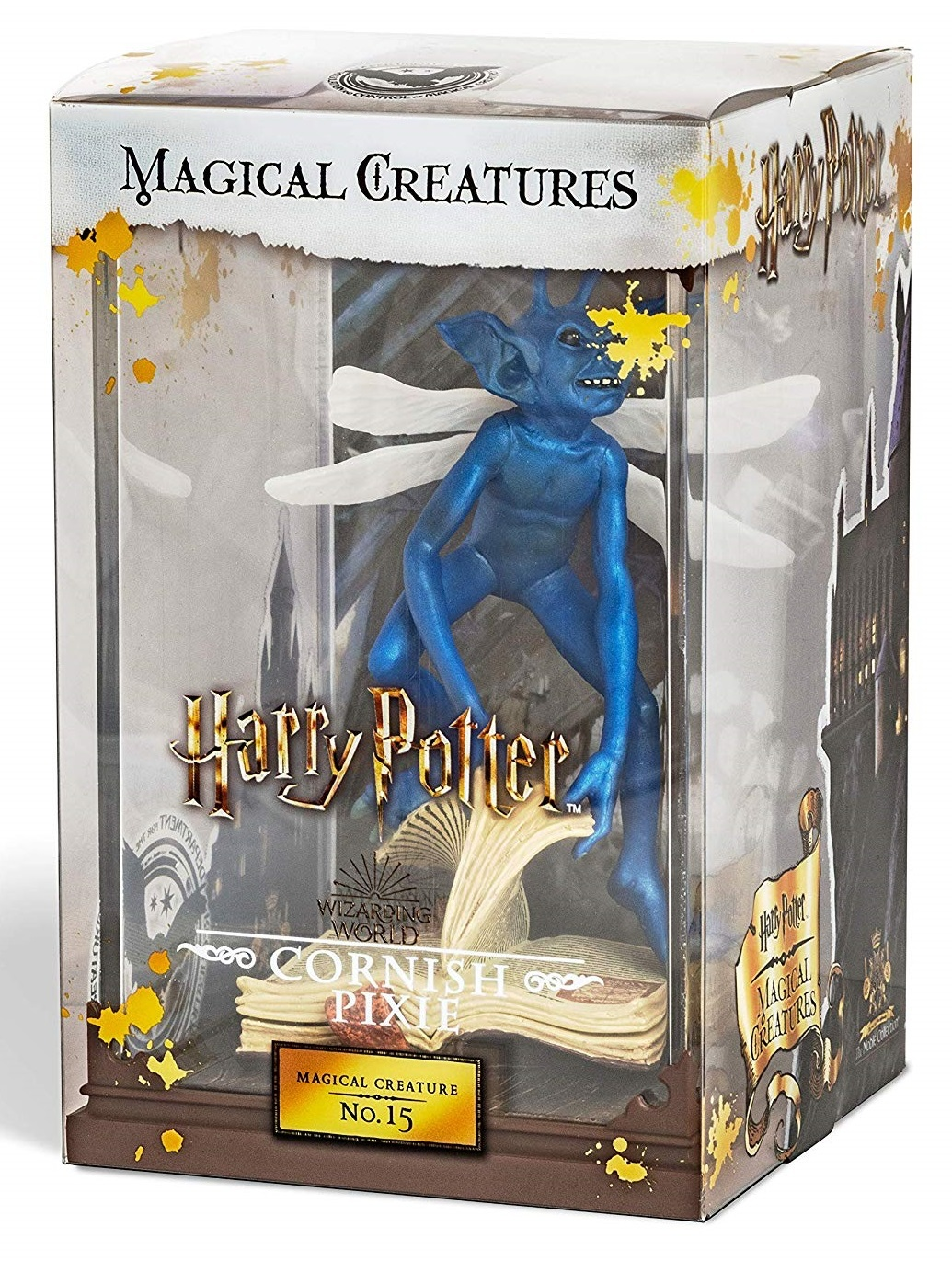 Harry Potter: Magical Creatures Diorama - Cornish Pixie (No.15) image