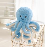 """Gorilla: Octopus Plush - Blue (30"""")"""