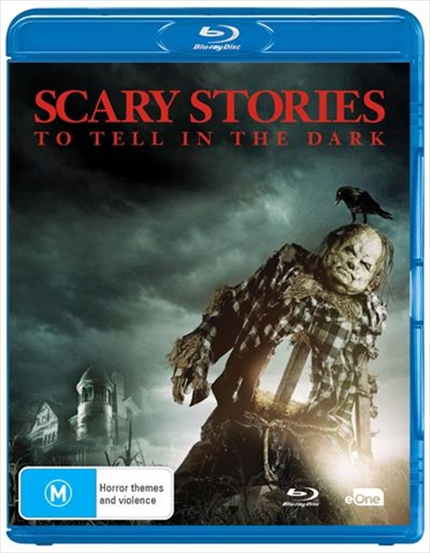 Scary Stories To Tell In The Dark on Blu-ray