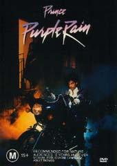 Purple Rain on DVD