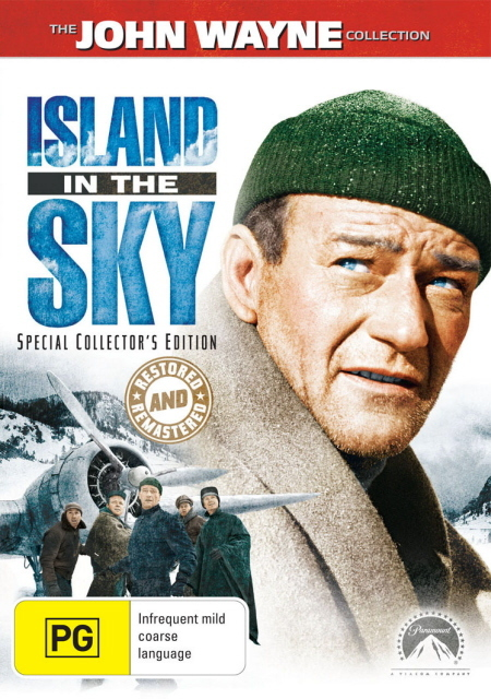 Island In The Sky - Special Collector's Edition (John Wayne Collection) on DVD