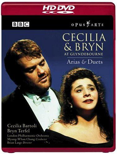 Cecilia & Bryn at Glyndebourne (HD-DVD) on HD DVD